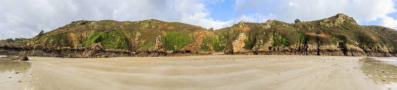 Petit Port, Guernsey south coast