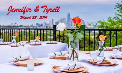 Jennifer & Tyrell's Wedding 2019