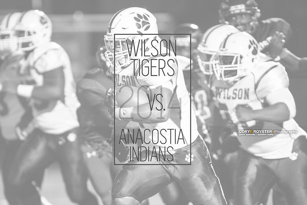 Wilson vs Anacostia