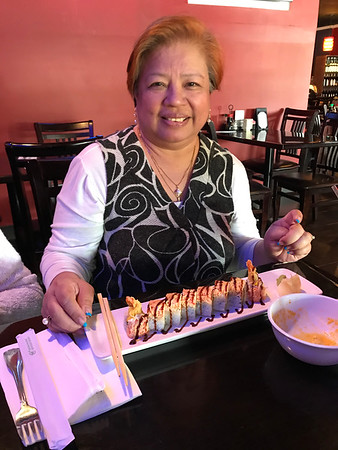 2019-04-07 Lunch with Tita Nening after church