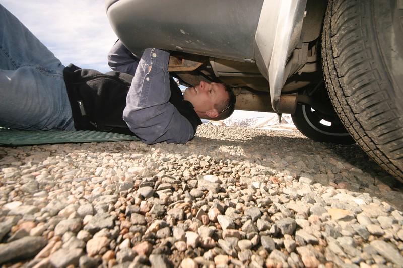 Ryan working on Subaru Yellowstone National Park WY 759_5957 copy.jpg