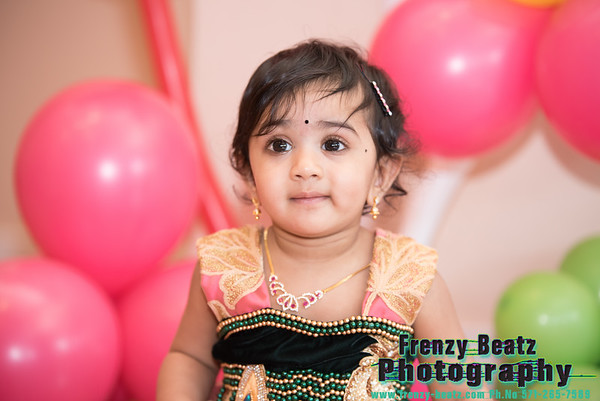 Lipi First Birthday |  Ashburn | VA