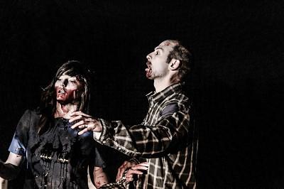 Rebekah & Matthew Zombie