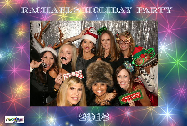 RACHAEL'S HOLIDAY PARTY
