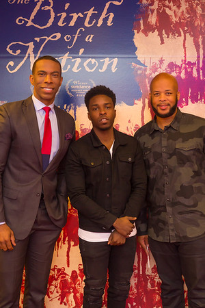 The Birth of a Nation Houston Screening