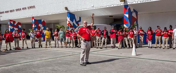 North Miami Beach Senior High - November 23, 2016