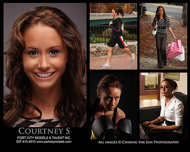 Model Web Comp Cards