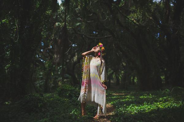 Oliphant - Honolua Jungle