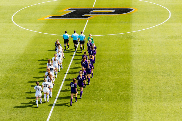 Purdue Soccer vs Northwestern 2017-10-1