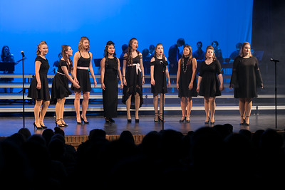 NNHS A Cappella Choirs-Homecoming Concert  (2017-09-12)