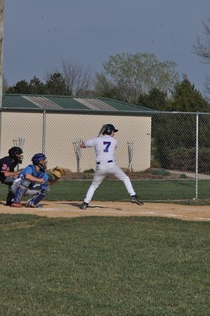 Var Baseball vs Ralston - 2010