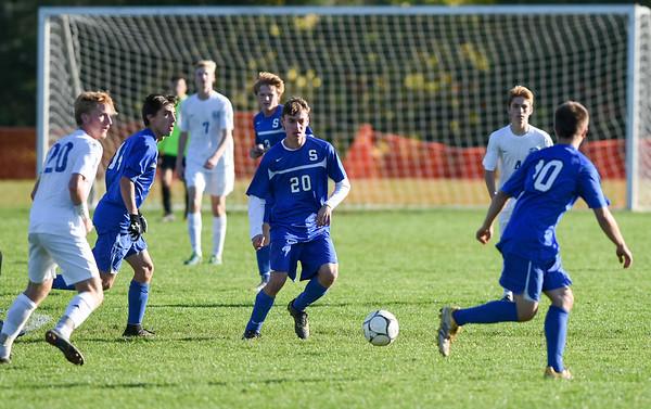 Southington boys soccer 11-8-17
