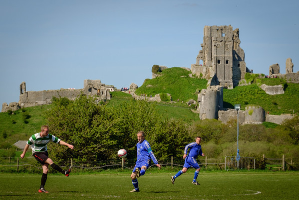 Corfe Castle - Corfe Castle Playing Fields