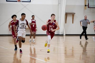 1/11/20: Boys' Thirds Basketball v Loomis Chaffee