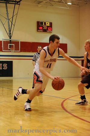 Basketball SVB vs MMHS 1-25-2011 all teams