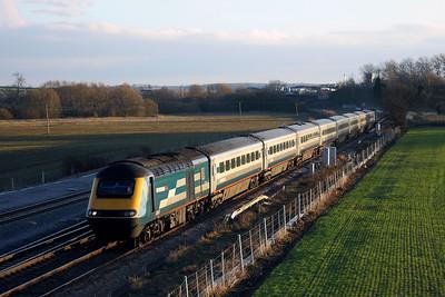Midland Main Line - St Pancras to Trent Jn.