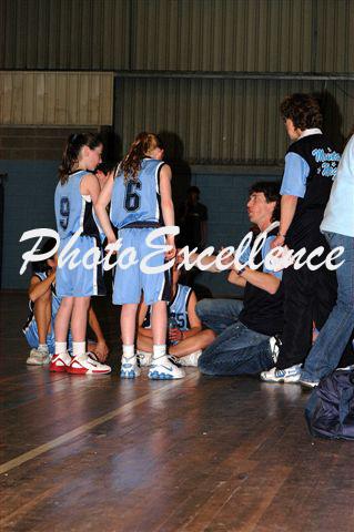 Under 12 Women Grand Final -  Penrith Vs Blue Mountains 2006.