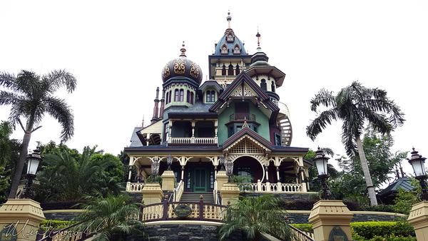 Disneyland Resort, Hong Kong Disneyland, Mystic Point, Mystic Manor, Mystic, Manor
