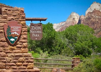 2018 Zion National Park