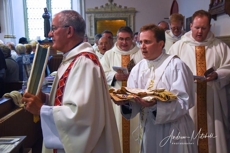 Fr Ninian Doohan - Ordination
