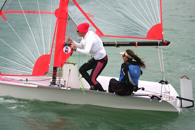 ISAF YOUTH WORLD QUALIFIER- 2010
