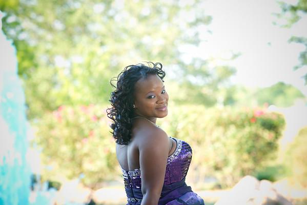 Jasmine's Senior Portraits 2012