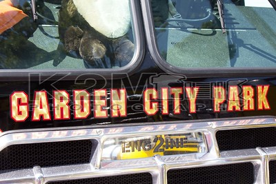 Garden City Park Engine 152 and 154 Dedication [8-13-16]