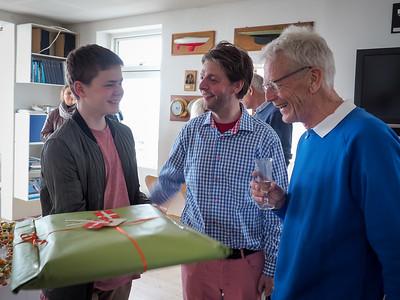 2016 Jørgen Ring 70 år