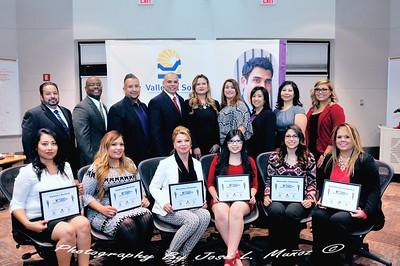 2015-12-17 Hispanic Leadership Institute - West Graduation