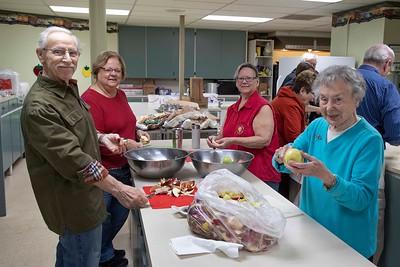 2019 Harvest Dinner Missions Fundraiser