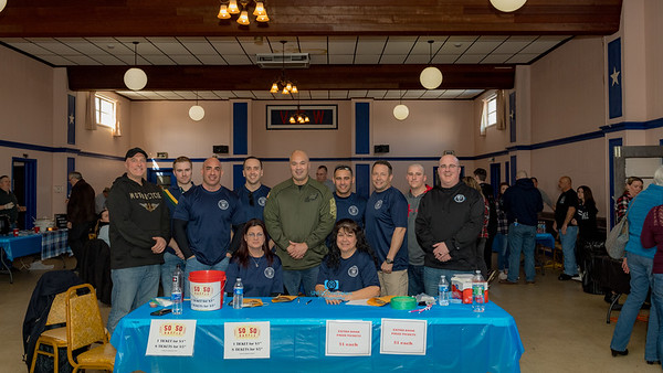 SRPD Chili Cook-Off 2019