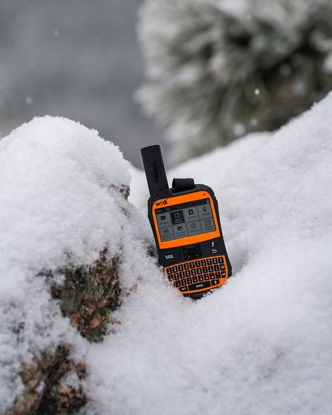 Product Photography | Outdoor Gear | Spot X GPS Device Set Nine NOV