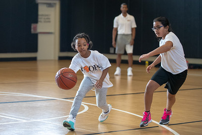 Hoops Thanksgiving clinic