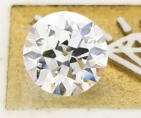 2.02ct Old European/Transitional Cut Diamond - GIA I, VVS2