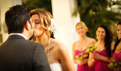 Risa and Chino Wedding at Ko'olina Resort Hawaii
