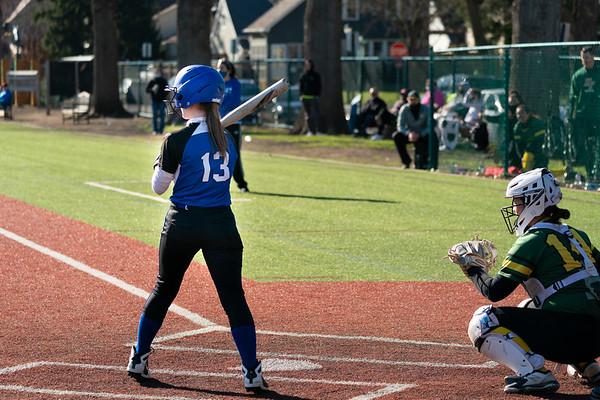 Varsity Softball vs Hamilton Township