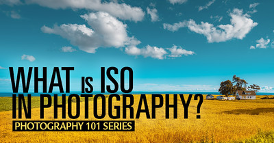 Basic Photography Tutorial - What is ISO in Photography?