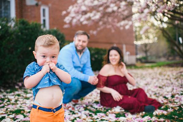 Kelly Maternity Photos