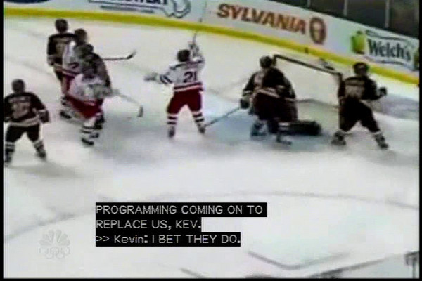 VIDEO-HOCKEY