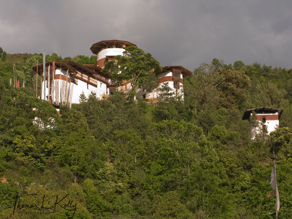 Taa Dzong - National Museum, Trongsa