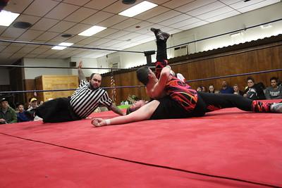 House of Bricks Pro Wrestling Veteran Slam 3 November 4, 2017