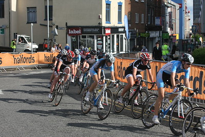 Halfords Pro Tour Cycling, Stoke 2011