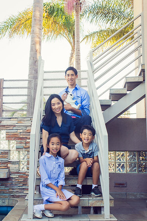 Christine Lin Family Portraits
