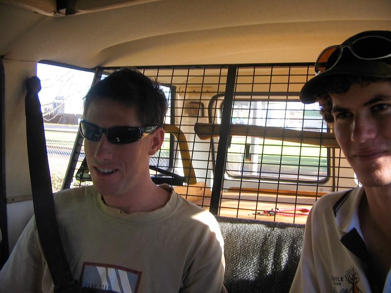 Road Trip with Karen
