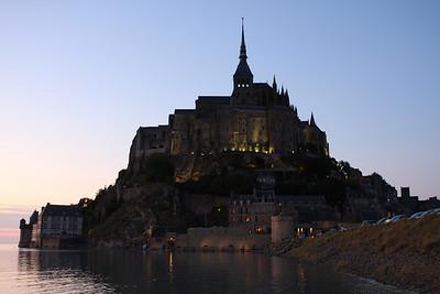 France - Mont-Saint-Michel