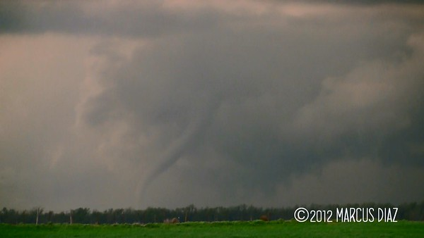 March 18, 2012 SW Oklahoma Tornadoes