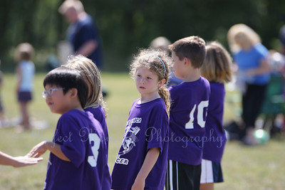 Coach T. Codell/ S. Kane  *T7-PURPLE*6/7 Yrs Old