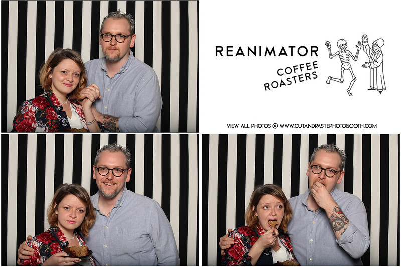 Reanimator Coffee Halloween 2018