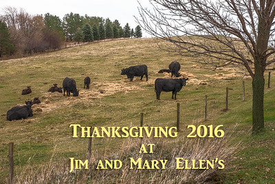 Sioux City, IA - Thanksgiving 2016
