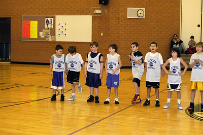 3rd Grade All Star Game Photos